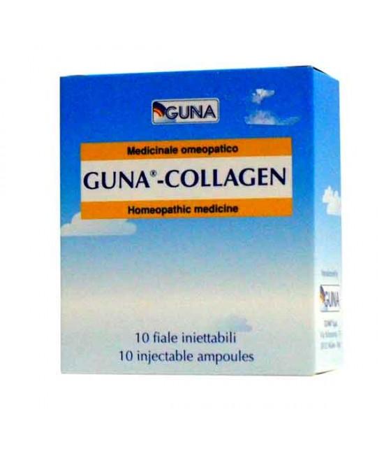 Guna Collagen D6 Medicinale Omeopatico 10 Fiale Da 2ml - Farmacistaclick