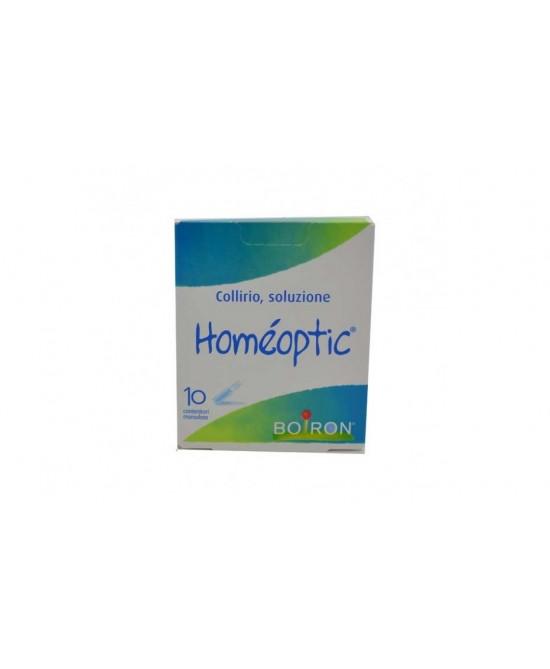 Homeoptic Collirio Monodose 10 Fiale Da 0,4ml - Farmacia Giotti