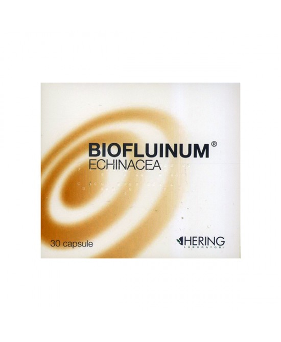 BIOFLUINUM ECHINACEA 1G 30CPS - Spacefarma.it