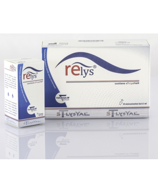 Relys Multidose 10ml - Farmafamily.it