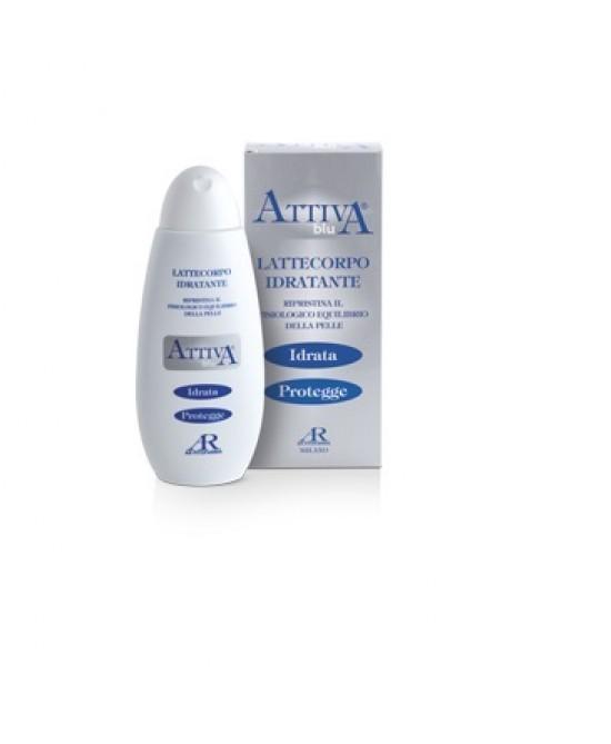 Attiva Blu Lattecorpo Idratante 250ml