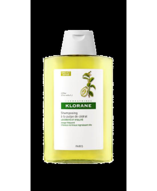 Klorane Shampoo Vitaminizzato Alla Polpa Di Cedro 200ml - Farmabellezza.it