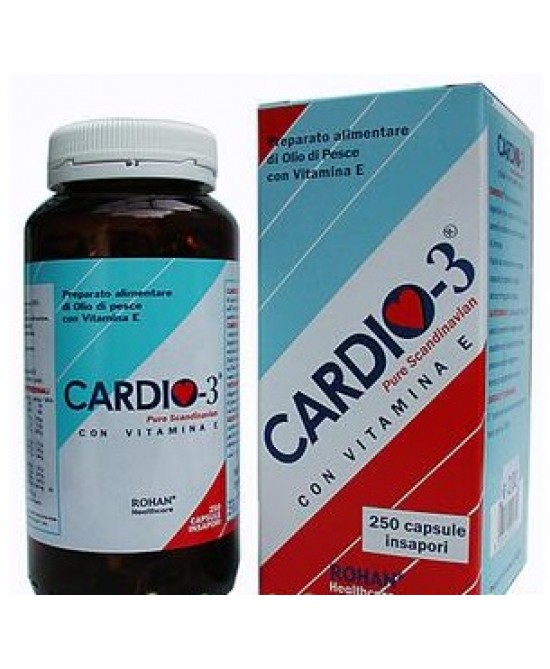Cardio3 Integratore Alimentare 100 Perle