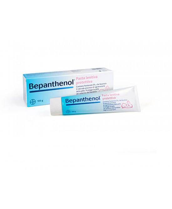 Bepanthenol Pasta Lenitiva Protettiva 100g - Antica Farmacia Del Lago