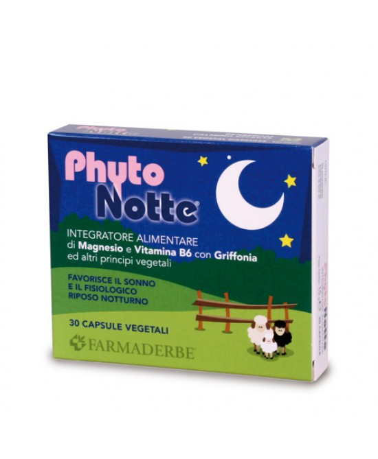 PHYTONOTTE INTEGRAT 30CPS prezzi bassi