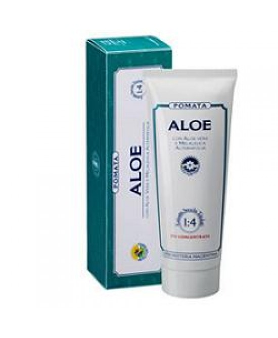 Erboristeria Magentina Aloe Pomata Eczemi 100 ml