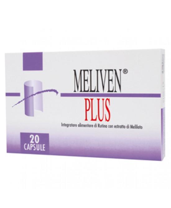 Meliven Plus - Parafarmacia la Fattoria della Salute S.n.c. di Delfini Dott.ssa Giulia e Marra Dott.ssa Michela