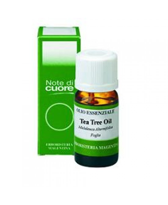 Tea Tree Oil Olio Ess 10ml - Farmastar.it