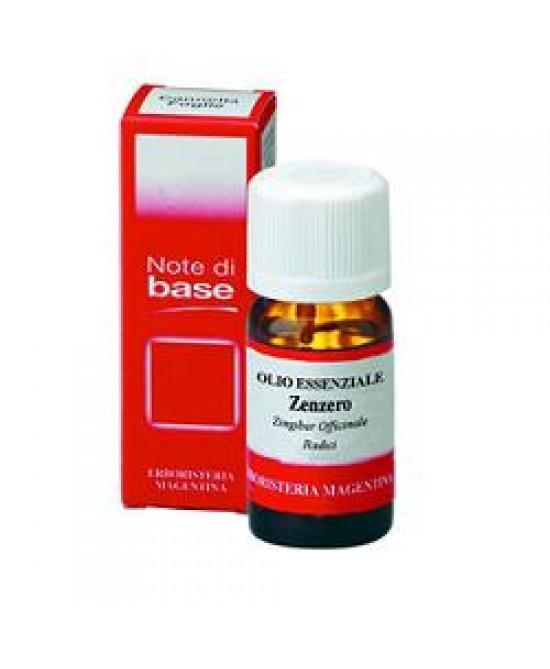 Erboristeria Magentina Olio Essenziale Zenzero Stimolante Digestivo 10 ml