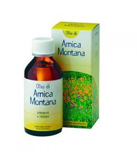 Arnica Olio 100ml - Farmalilla