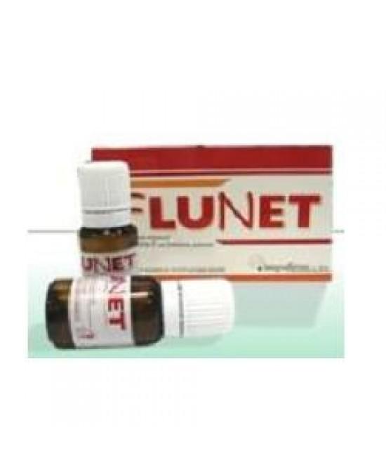 FLUNET 10 FLACONCINI 10 ML - Farmia.it