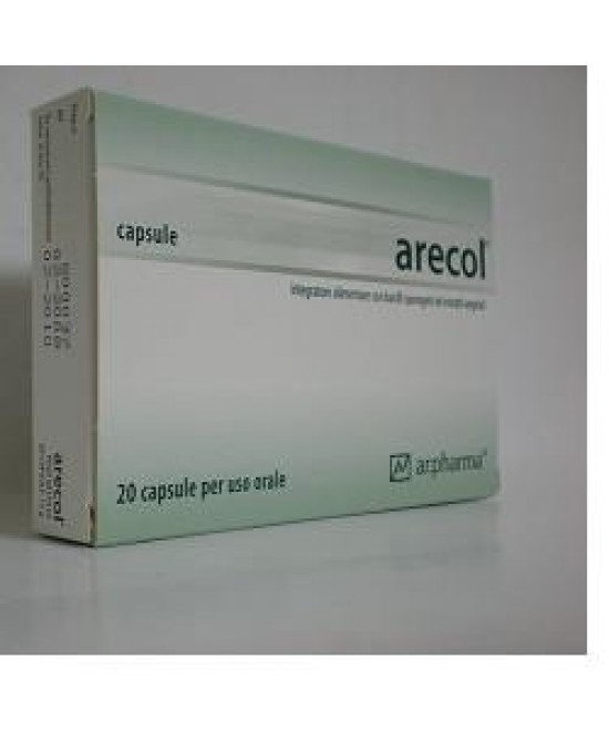 Arecol 20cps