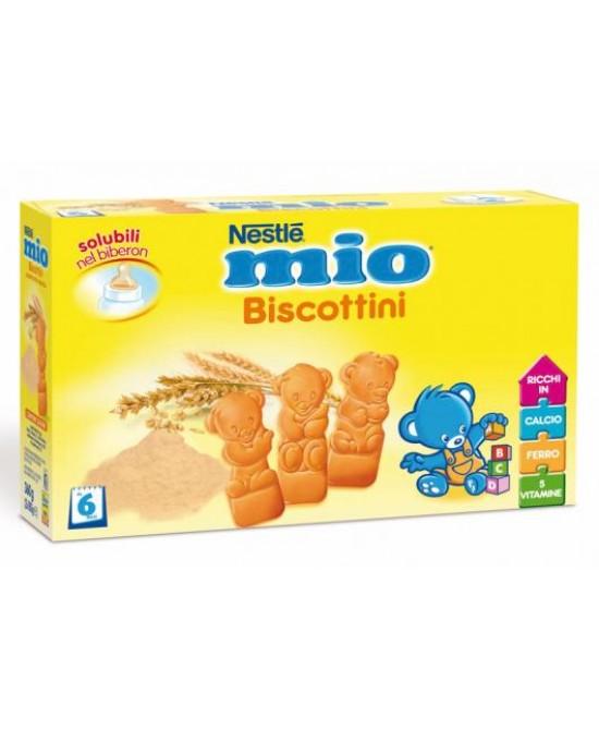 Nestlé Mio Biscottini 2x180g - Spacefarma.it