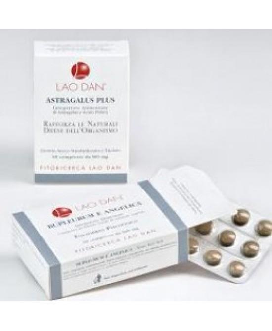 Lao Dan Astragalus Plus Blister 60 Compresse - La tua farmacia online