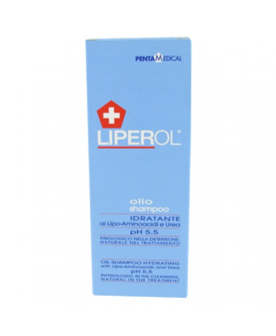 Liperol Olio Shampoo - Farmastar.it
