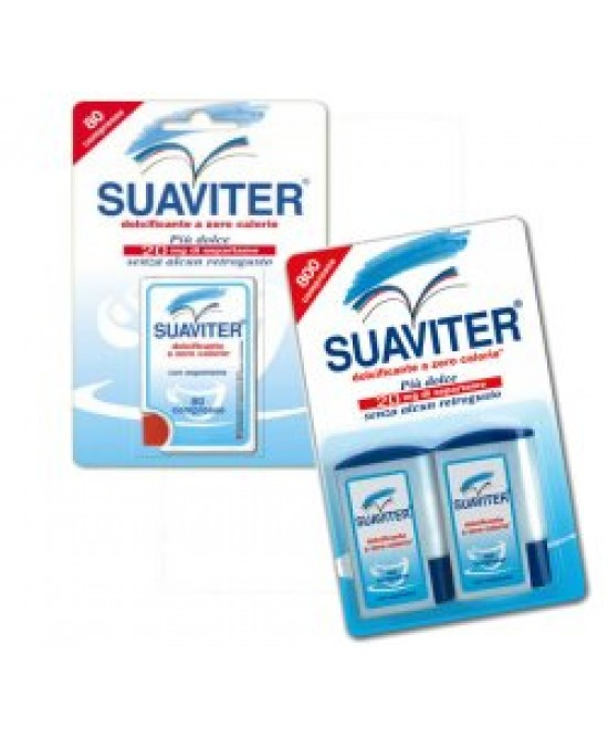 Suaviter Dolcif 400cpr - Farmapage.it