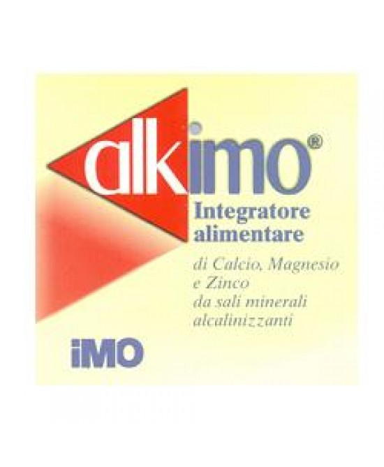 Alkimo Ca/mg/zn Integrat 150g - Farmacia 33
