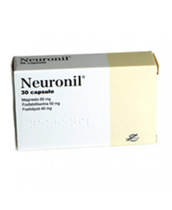 NEURONIL 30CPS - Farmacia Giotti