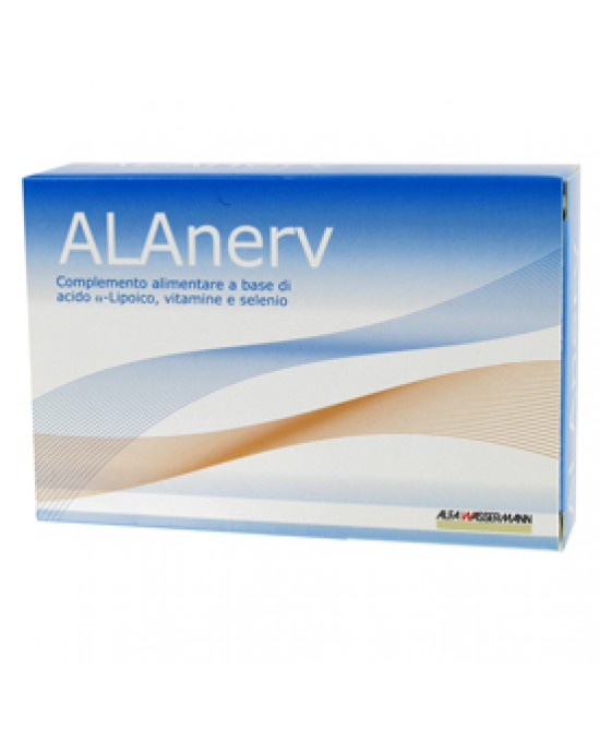 Alanerv 920mg 20cps - latuafarmaciaonline.it