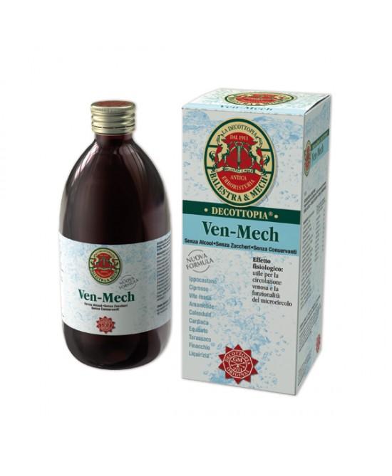 Tisanoreica Decottopia Ven-Mech da 500 ml - La tua farmacia online
