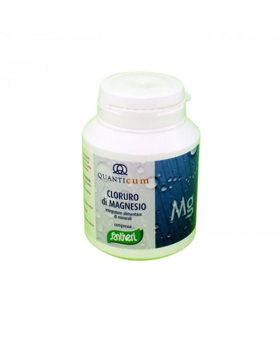 Santiveri Cloruro Di Magnesio 230 Compresse - FARMAEMPORIO