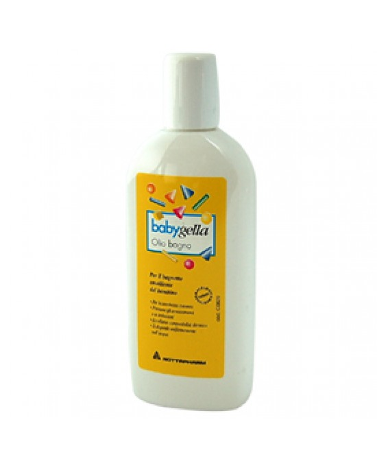 Babygella Olio Bagno 150ml - Farmafamily.it