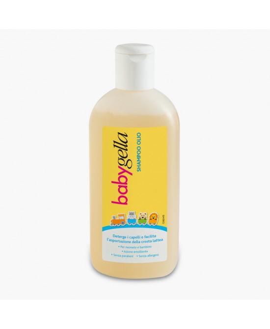 Babygella  Linea Igiene  Shampoo Olio 150ml - Zfarmacia