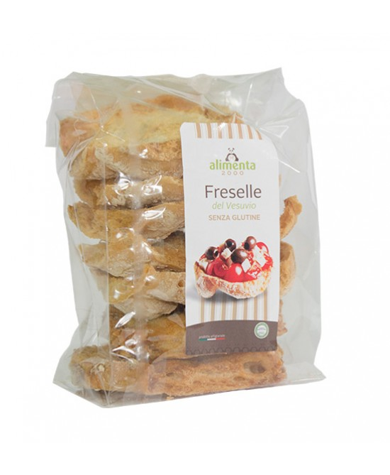 Alimenta 2000 Freselle Del Vesuvio Senza Glutine 350g - Farmajoy