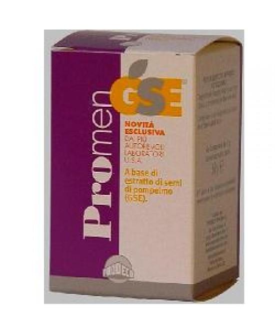 Gse Pro Men 60cpr - La tua farmacia online