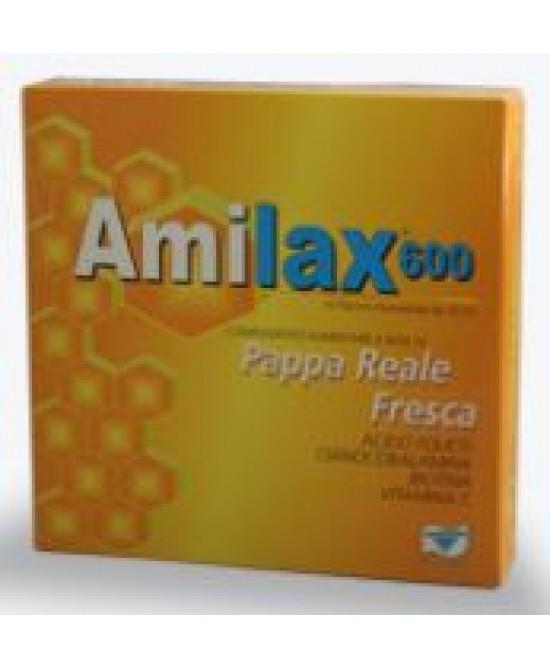 Revalfarma Amilax 600 10 Flaconi Da 10ml - Farmafamily.it