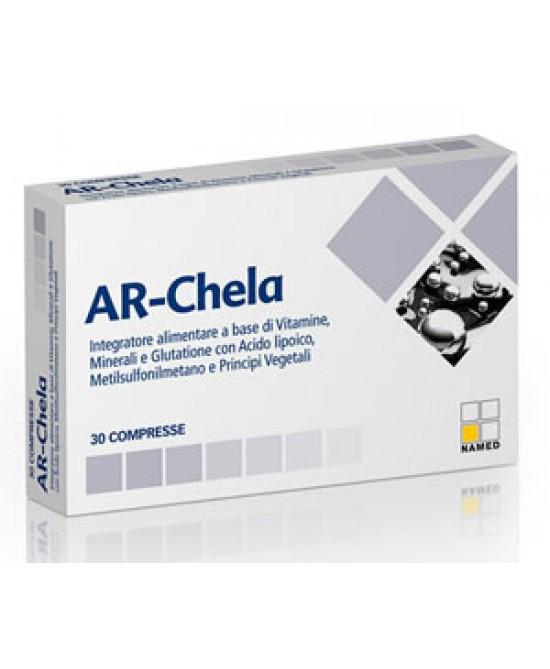 Named AR-Chela Integratore Alimentare 30 Compresse - Farmacistaclick
