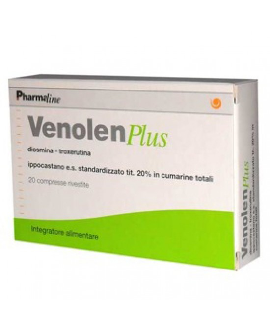 Venolen Plus Integratore Microcircolo 20 Compresse