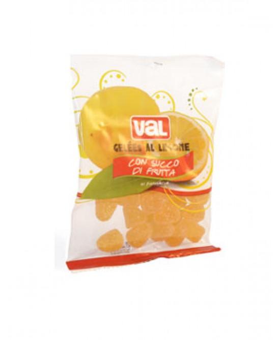 Val Gelees Caramelle Gommose Al Limone 100g - Parafarmacia la Fattoria della Salute S.n.c. di Delfini Dott.ssa Giulia e Marra Dott.ssa Michela