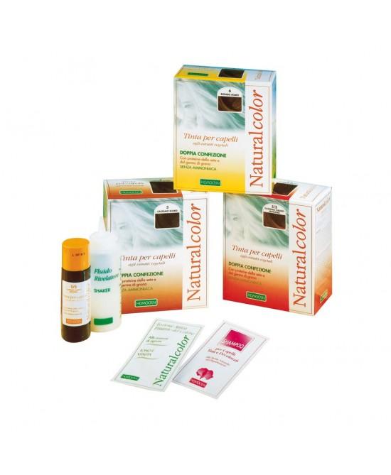 Specchiasol Homocrin Natural Color Tintura Biondo Dorato Rame 7/34