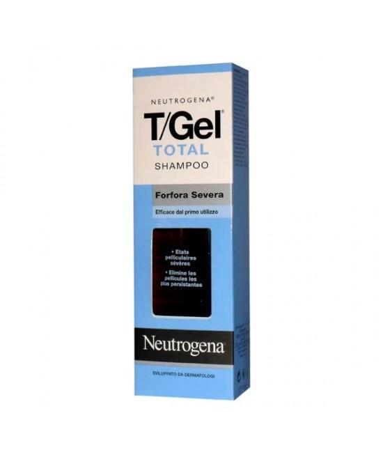 Neutrogena T/Gel Total Shampoo Forfora Severa 130ml - Farmaci.me