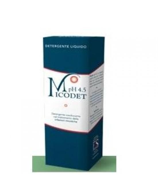 Micodet Det 200ml - Farmacia 33