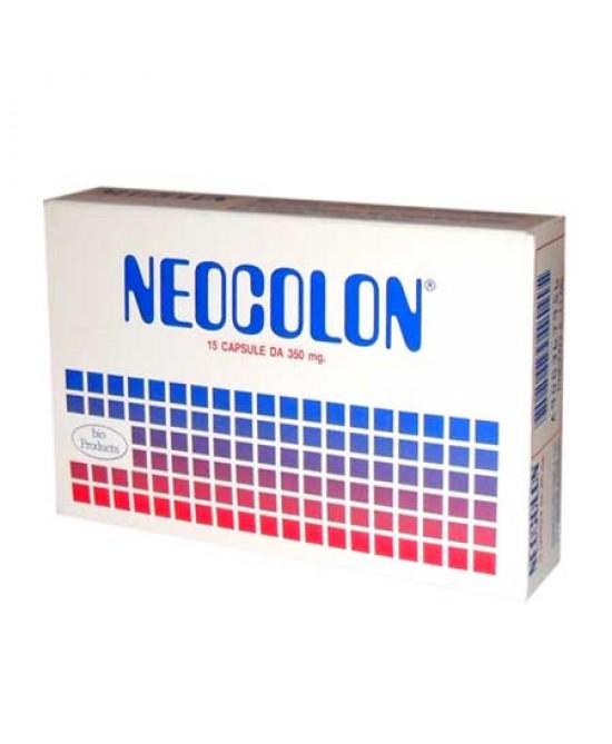 Bio Product Neocolon Integratore 15 Compresse