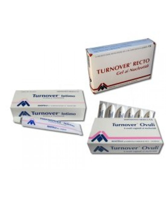 Turnover Recto Gel Rett 6x5ml - Farmastar.it