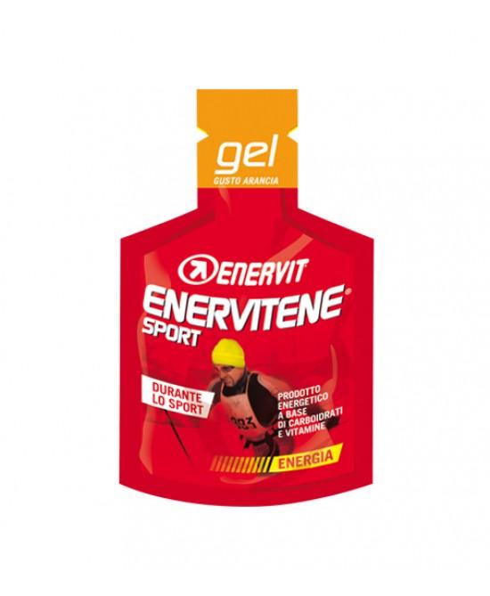 Enervit Enervitene Sport Gel Arancia Integratore Alimentare 25ml - Farmacia 33