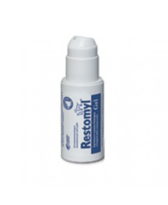 Restomyl Gel Cani Gatti 30ml - Farmafamily.it