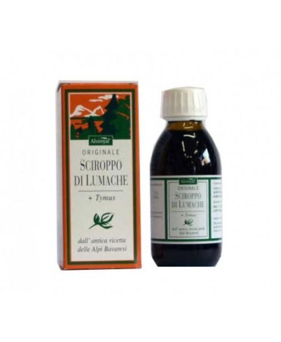 SCIROPPO LUMACHE ORIGINALE 150 ML - Farmacia 33