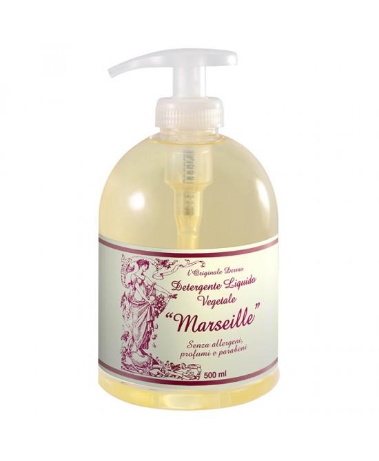 Esi Sapone di Marsiglia Liquido Detergente Vegetale 500 ml