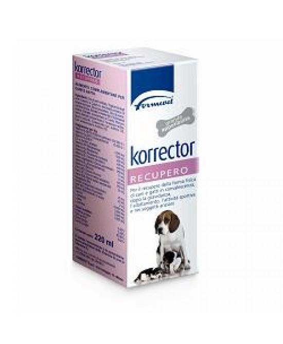 Korrector Recupero 220ml - Farmia.it