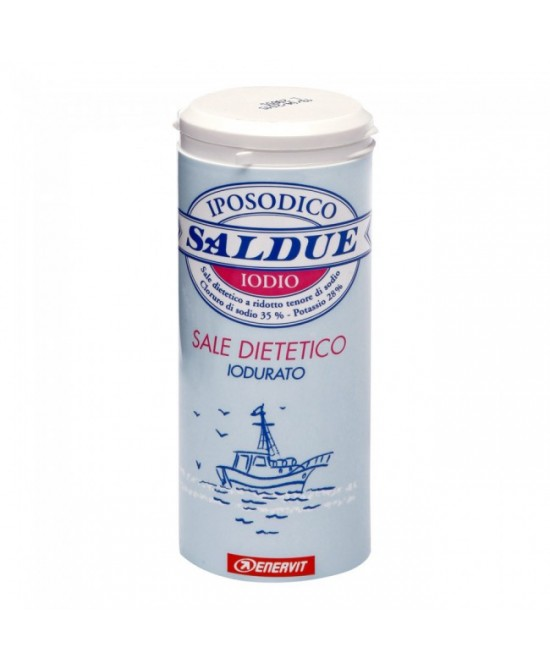 Enervit Enervit Protein Saldue Iodio Sale Iposodico 125g - Farmabros.it