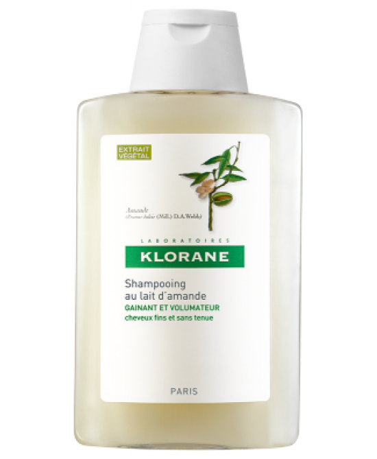 Klorane Shampoo Al Latte Di Mandorla 400ml - farmaventura.it