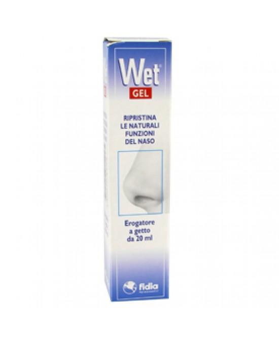 Wet Gel Rinologico 20ml - La tua farmacia online
