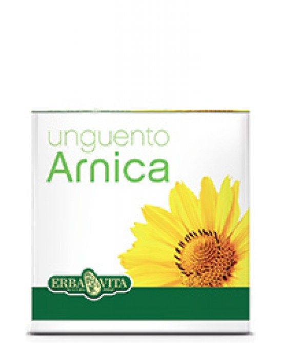 ErbaVita Unguenti E Gel Arnica Unguento 50ml - Farmastar.it