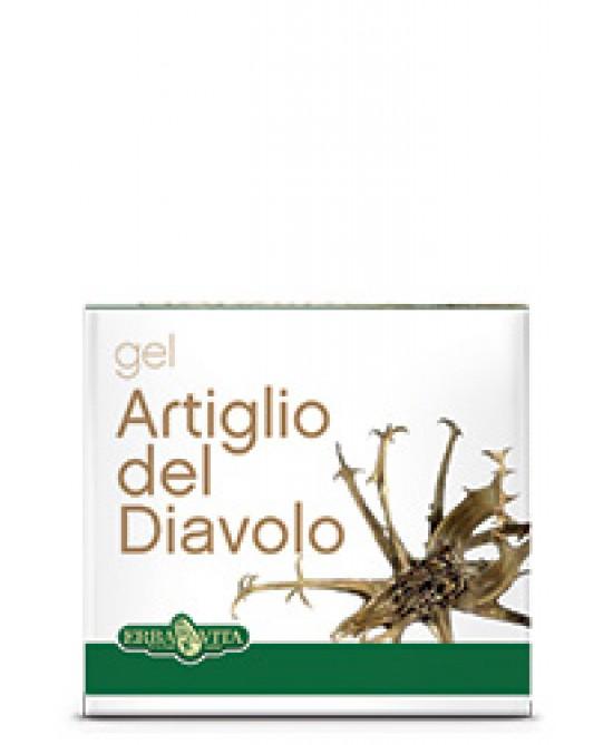 Erba Vita Artiglio Del Diavolo Gel Tonificante Antinfiammatorio 100 Ml