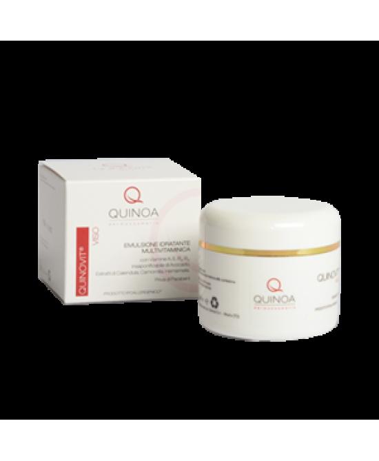 Quinovit Emulsione Idratante Viso 50 ml