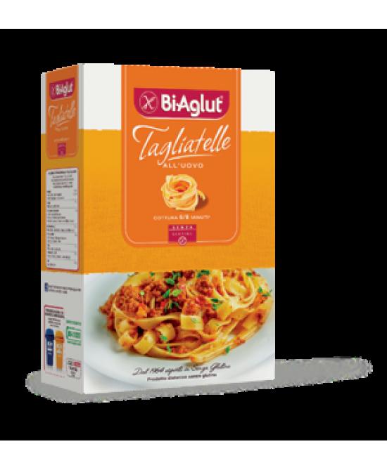 BiAglut Tagliatelle All'Uovo Senza Glutine 250g - FARMAPRIME